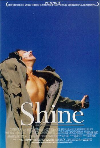 Shine, el resplandor de un genio.