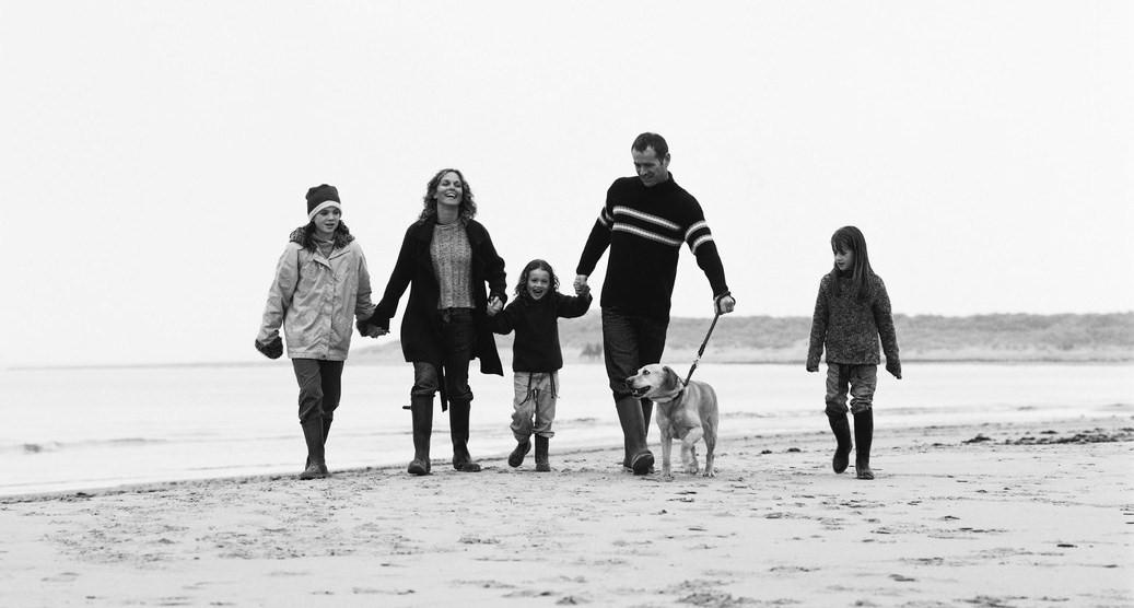 Los tipos de familia y su influencia en el desarrollo